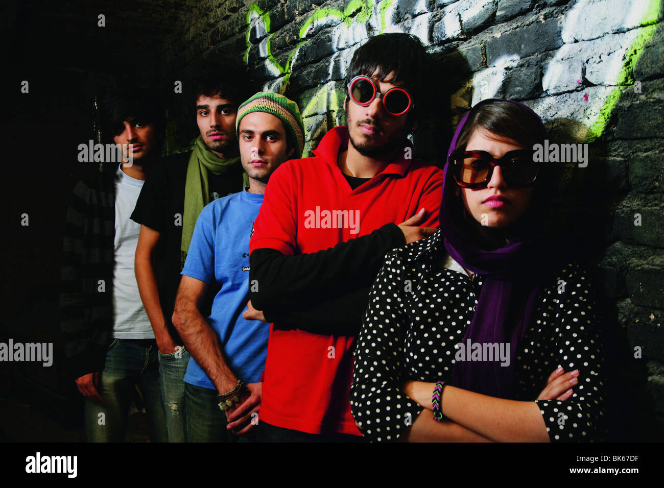 gorbehaye irani