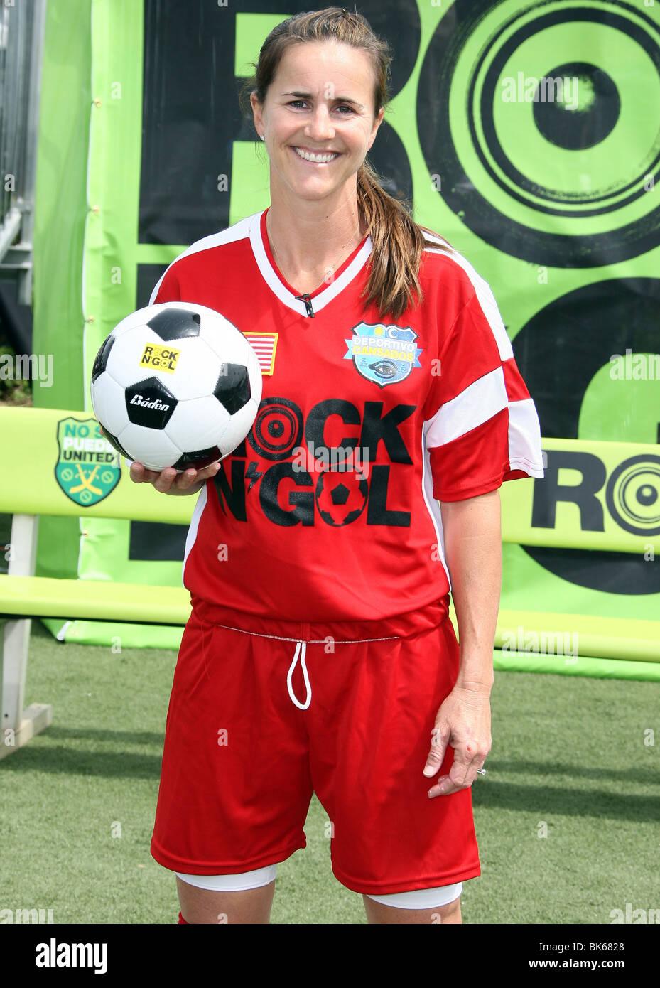 SANDY: Brandi chastain soccer ball