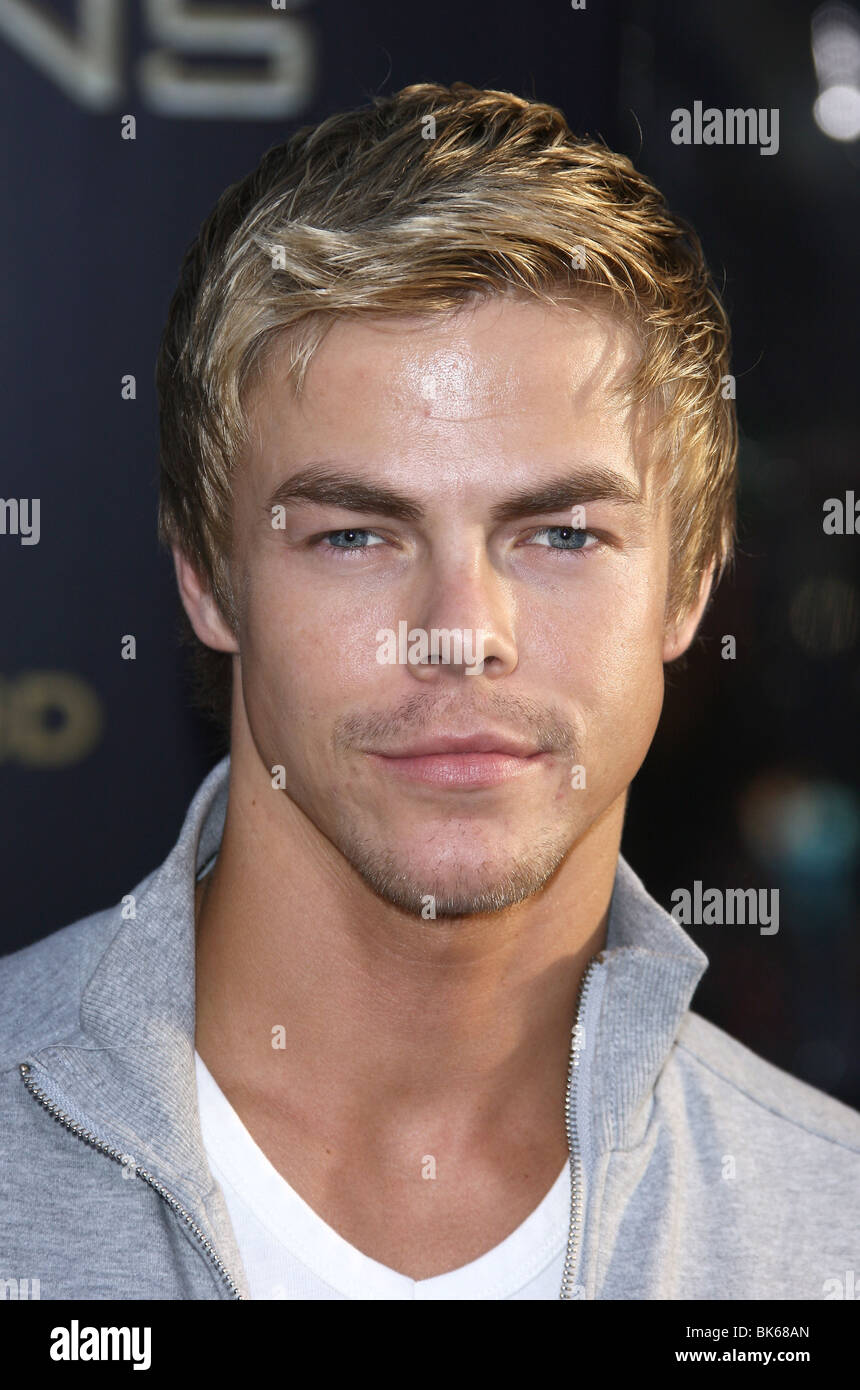 DEREK HOUGH CLASH OF THE TITANS LOS ANGELES PREMIERE HOLLYWOOD LOS ANGELES CA USA 31 March 2010 - Stock Image