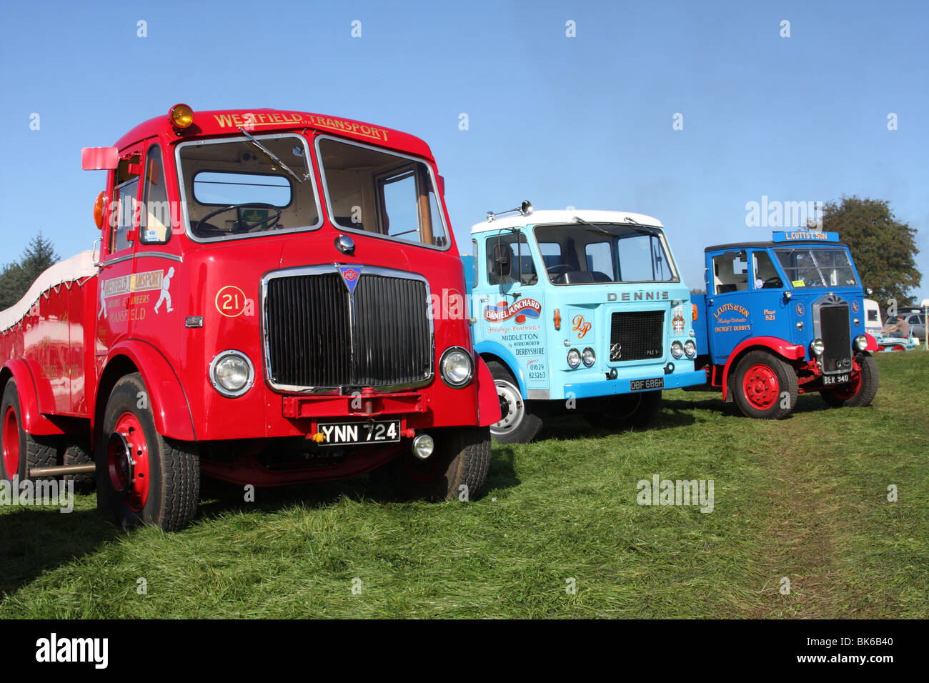 Old Lorries Stock Photos & Old Lorries Stock Images - Alamy