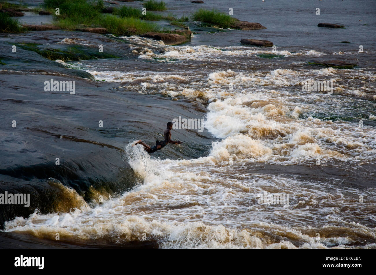Mow mature is the congo river