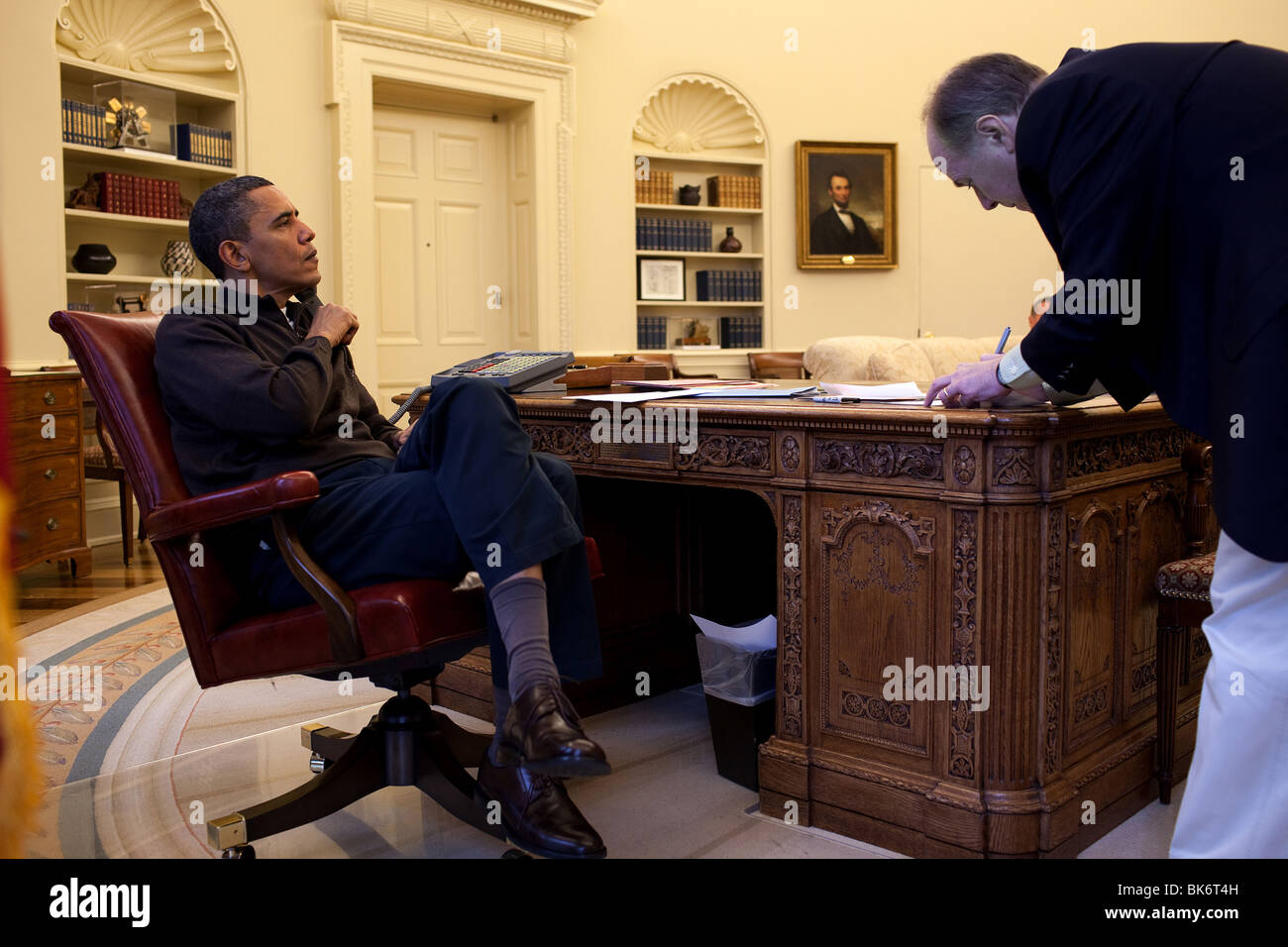 oval office july 2015. President Barack Obama Talks On The Telephone In Oval Office With Dmitri Medvedev, Of Russia, March 13, 2010. July 2015