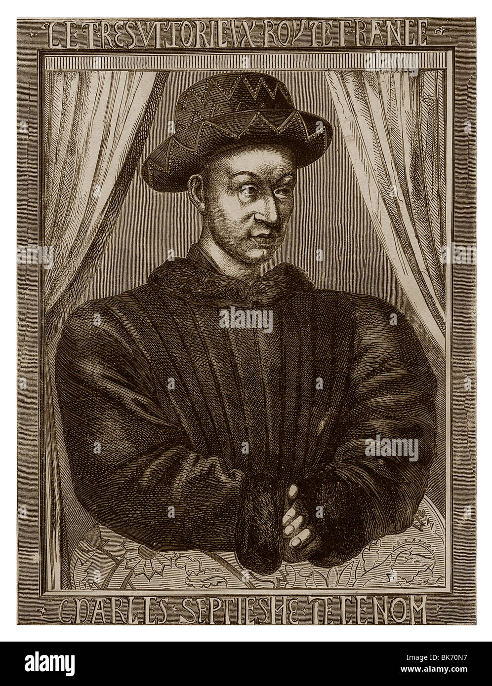 Charles Vii Stock Photos & Charles Vii Stock Images - Alamy