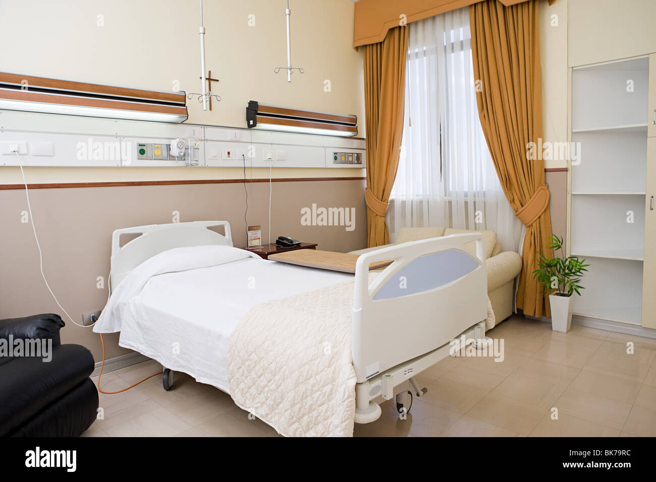 Hospital room - Stock Image