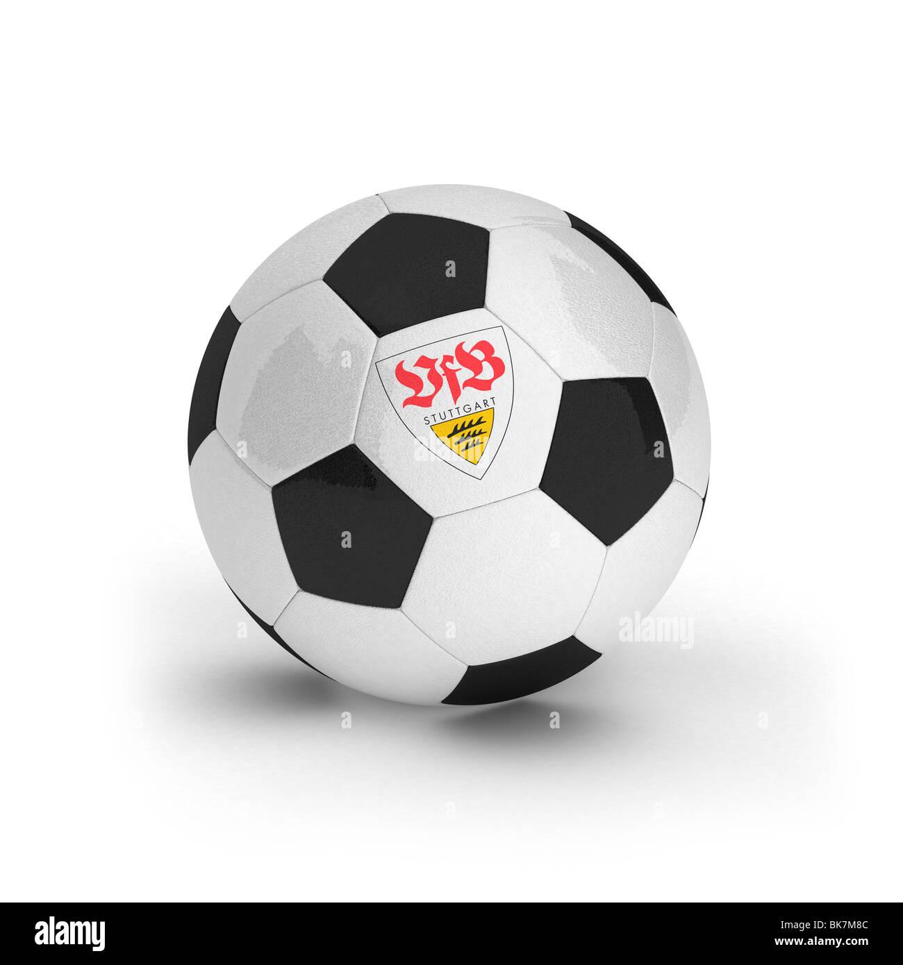 VFB Stuttgart - Stock Image