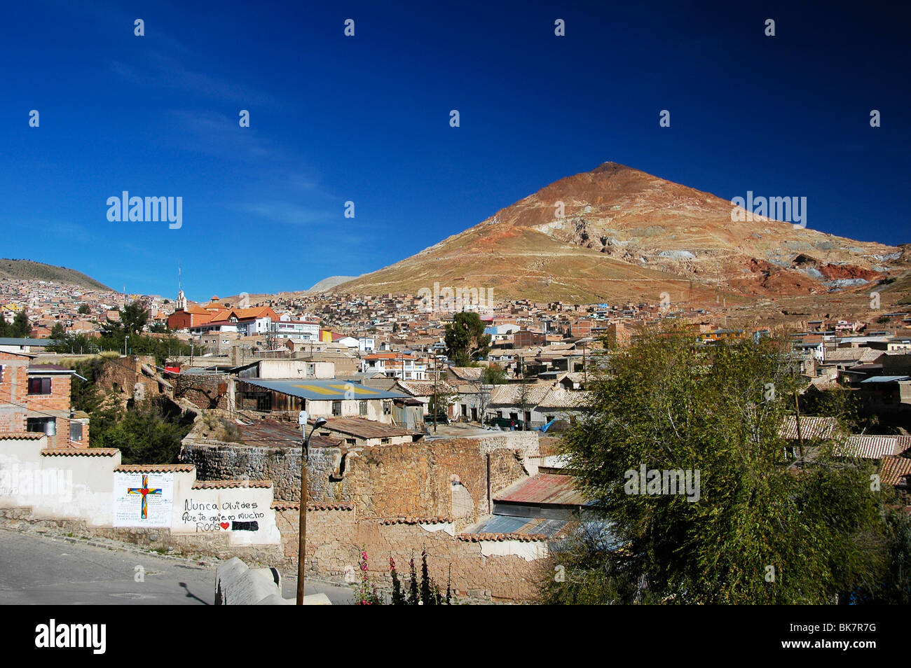 Potosi, Bolivia - Stock Image