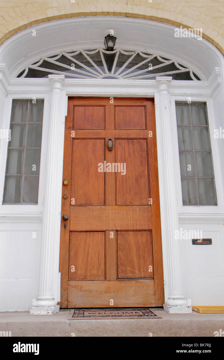 Virginia Alexandria Old Town Alexandria Cameron Street Entry Door