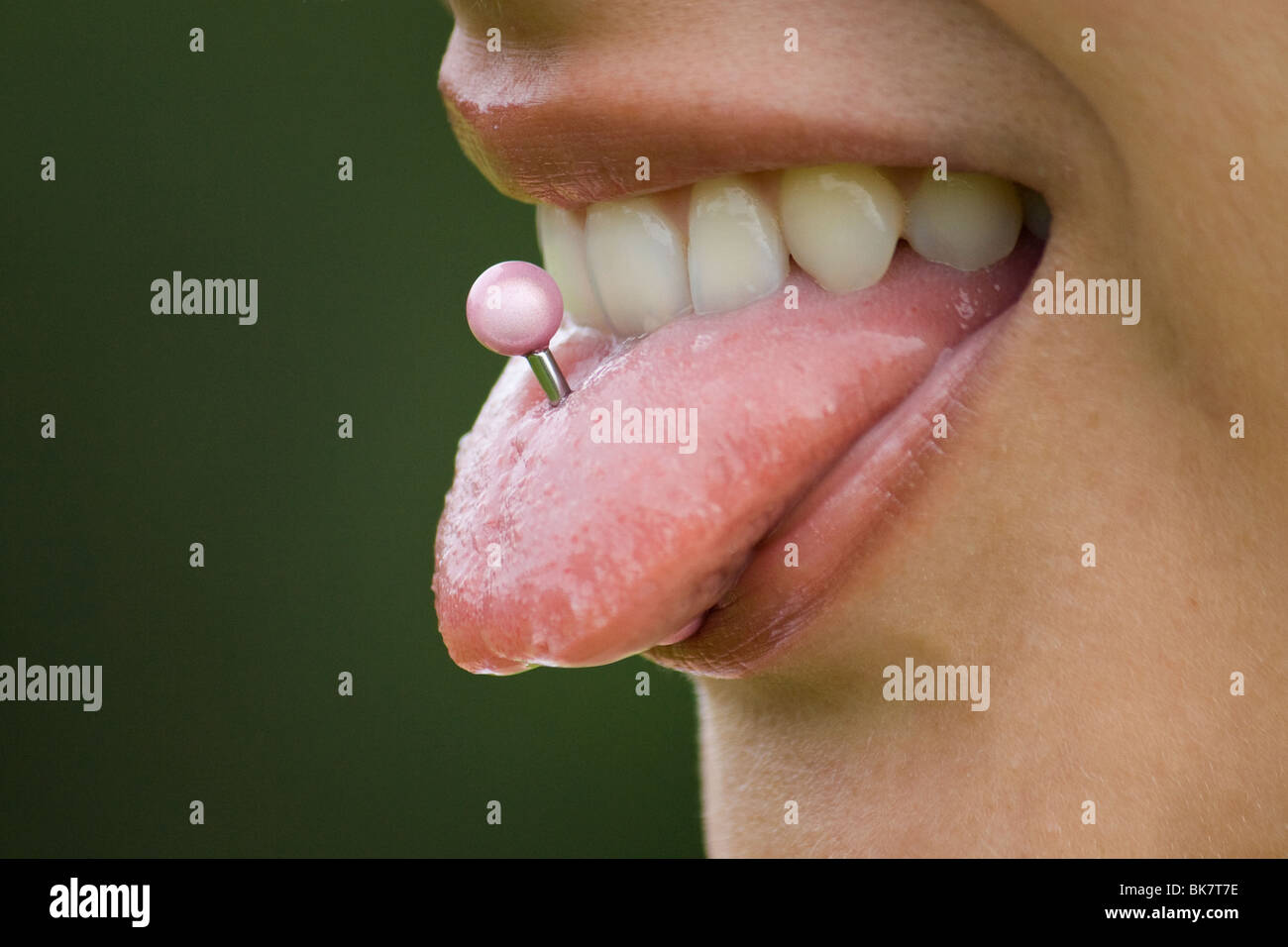 How to pierce a tongue: description of the procedure, care and not only