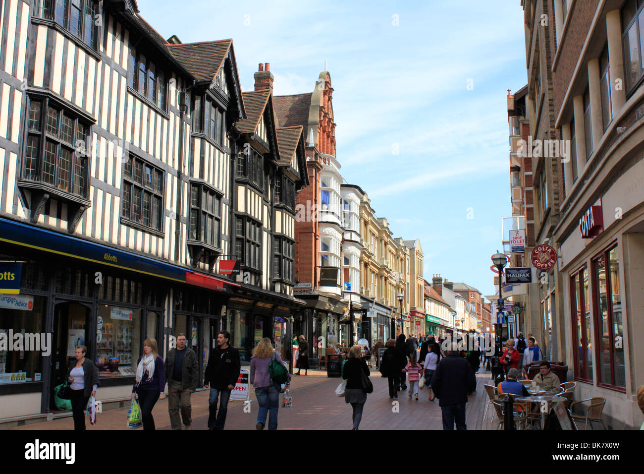 Listed Buildings In Ipswich