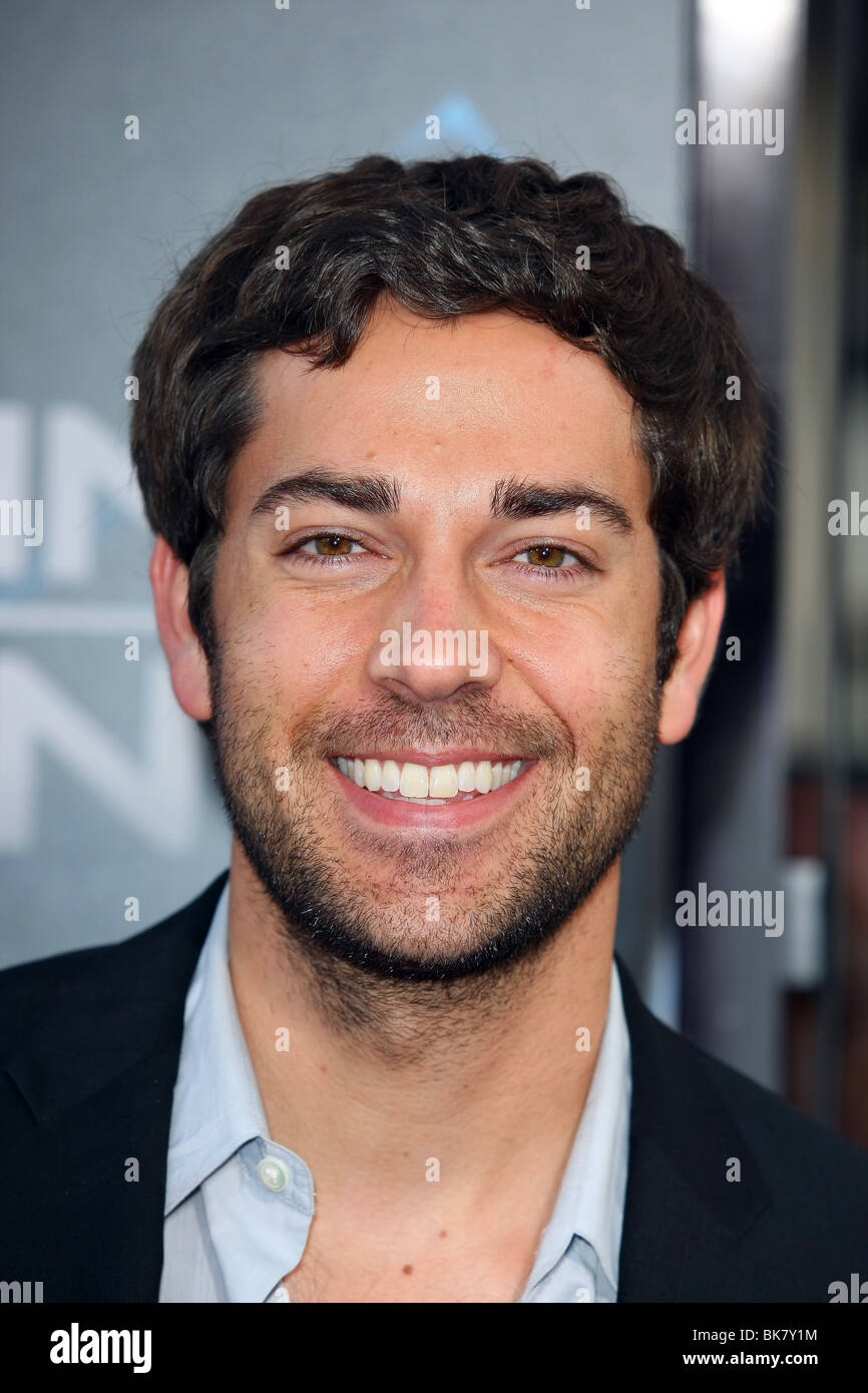 Zachary Levi X Men Origins Wolverine Industry Screening Hollywood