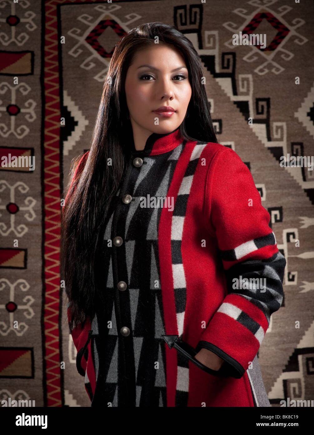 Situation American indian college girls