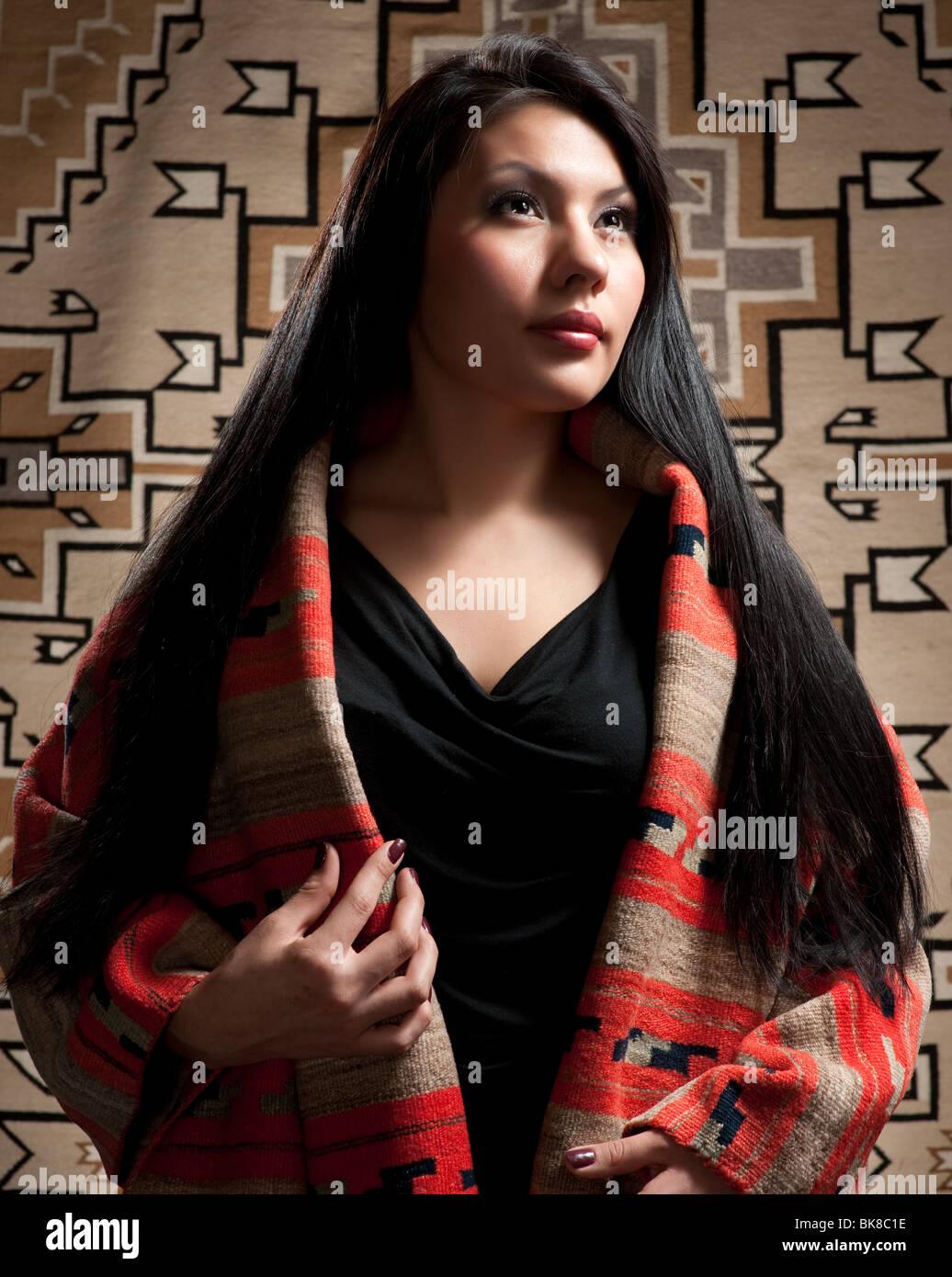 Mature navajo