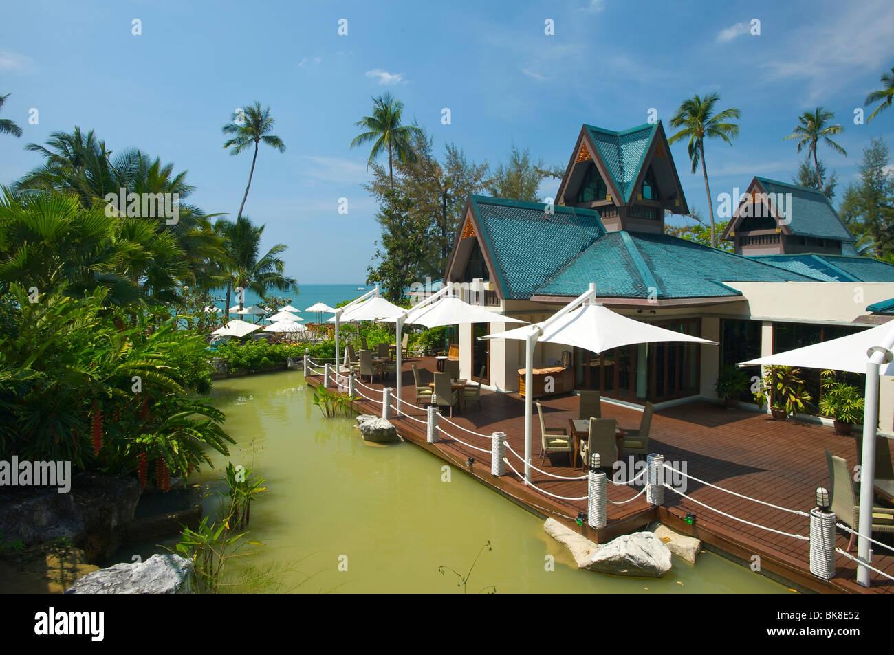 Centara Resort, Krabi, Thailand, Asia Stock Photo