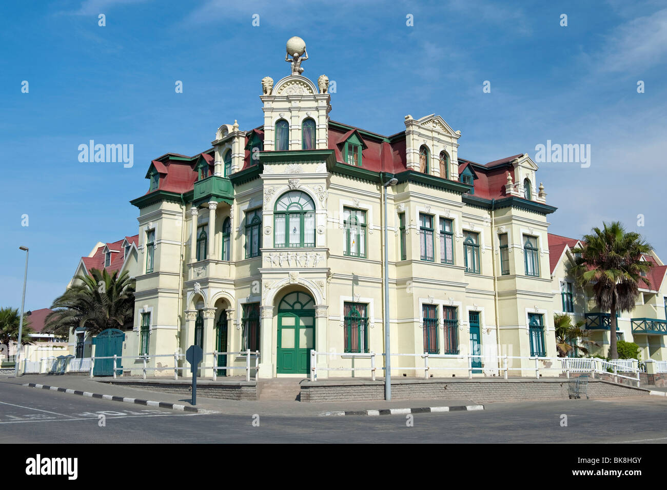 german colonial architecture