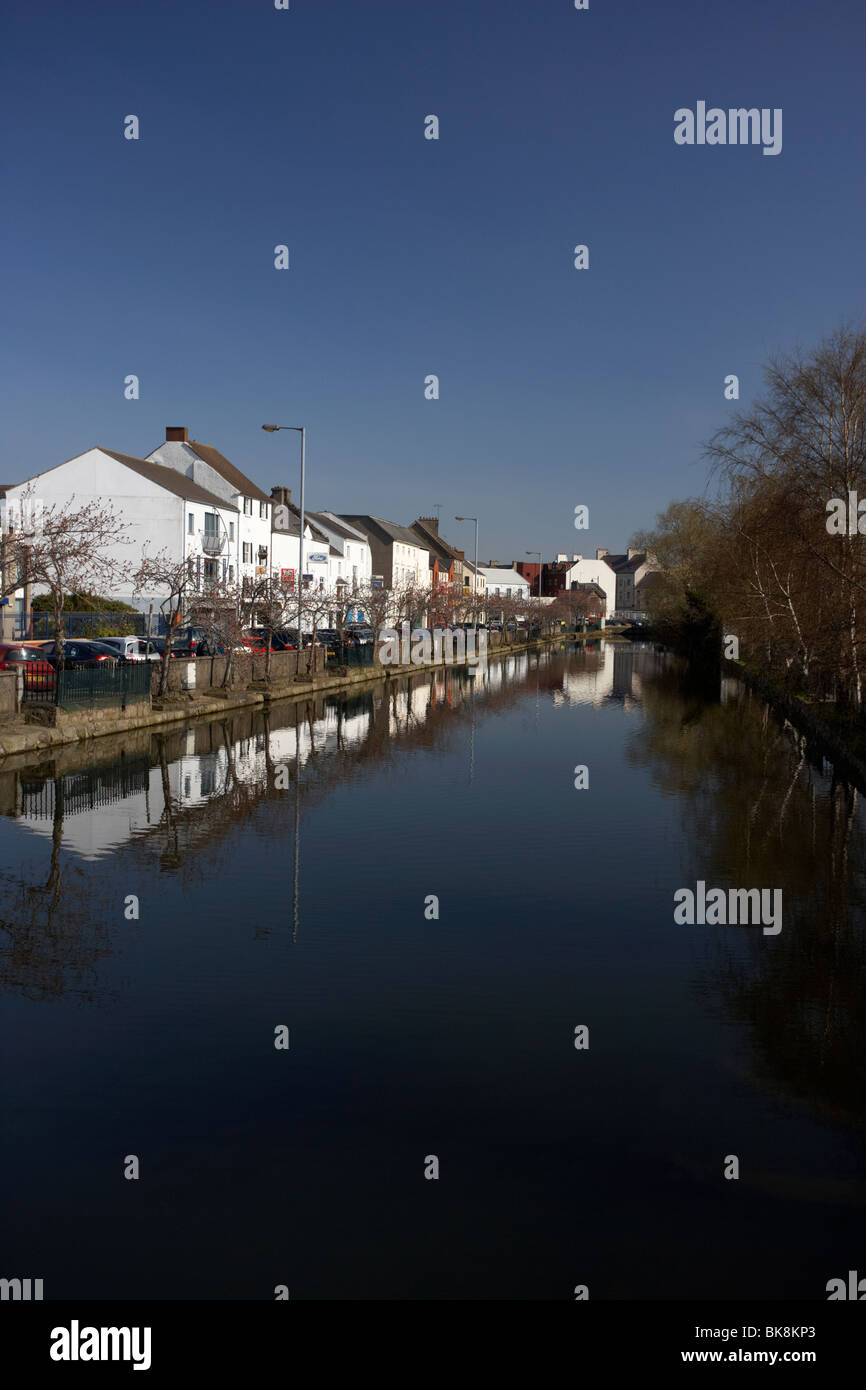 the Newry Canal Newry county down northern ireland uk - Stock Image