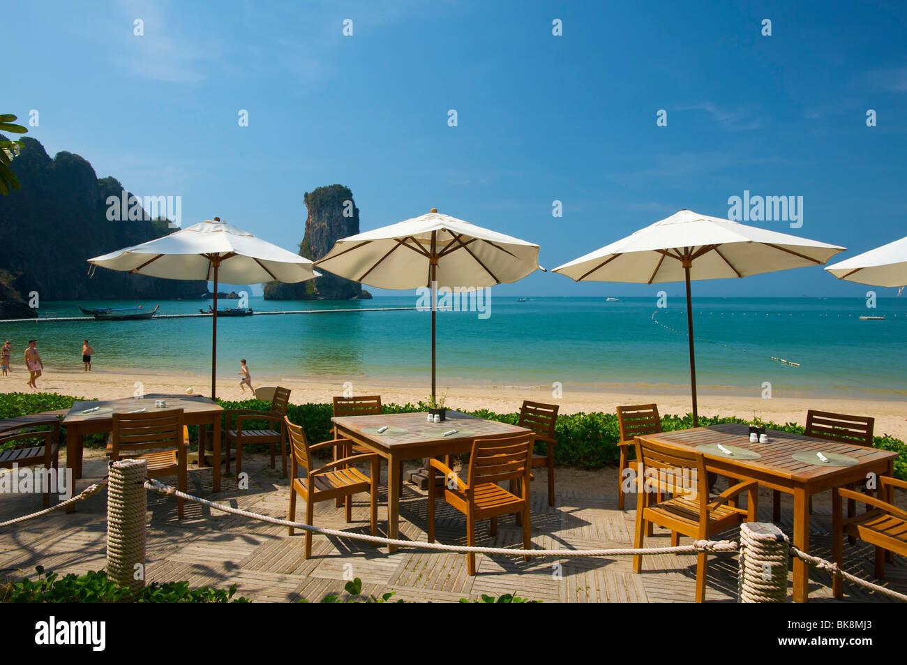Centara Resort, Krabi, Thailand, Asia - Stock Image