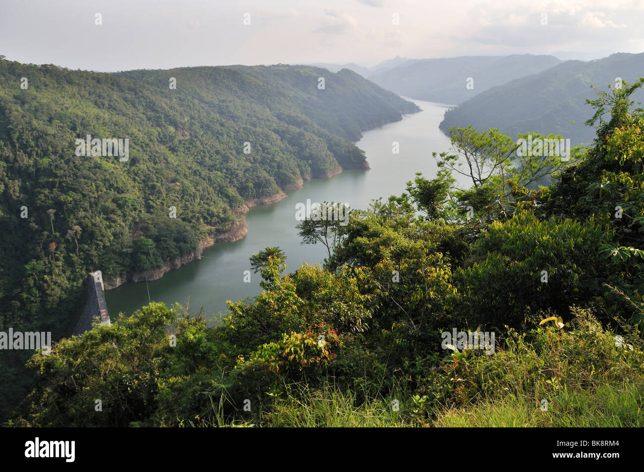 Hydroelectric Power Plants In South America Not Lossing Wiring Diagram Reservoir Of The La Miel Plant Caldas Colombia Rh Alamy Com Dams