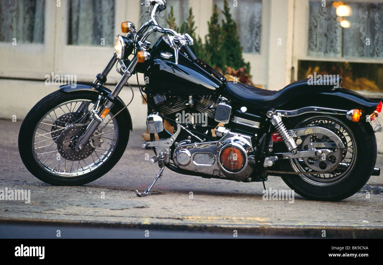 Harley Davidson Heritage Softail Made In 1991 From 1936 Style