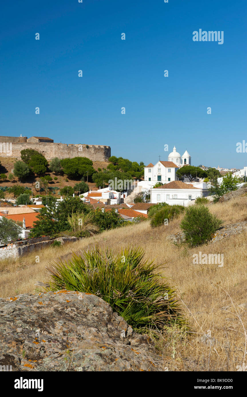 Castro Marim, Algarve, Portugal, Europe - Stock Image