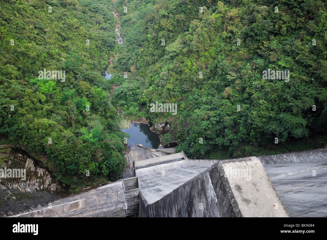 Hydroelectric Power Plants In South America Not Lossing Wiring Diagram View From The Dam Of La Miel Plant Caldas Rh Alamy Com Solar