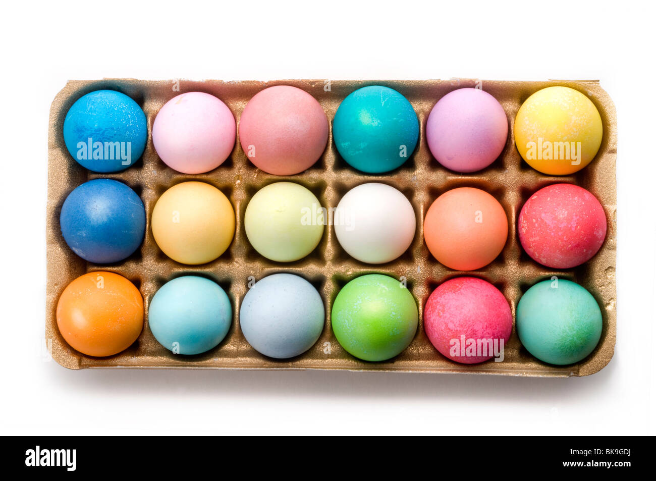 easter eggs colored eggs Stock Photo: 29099326 - Alamy