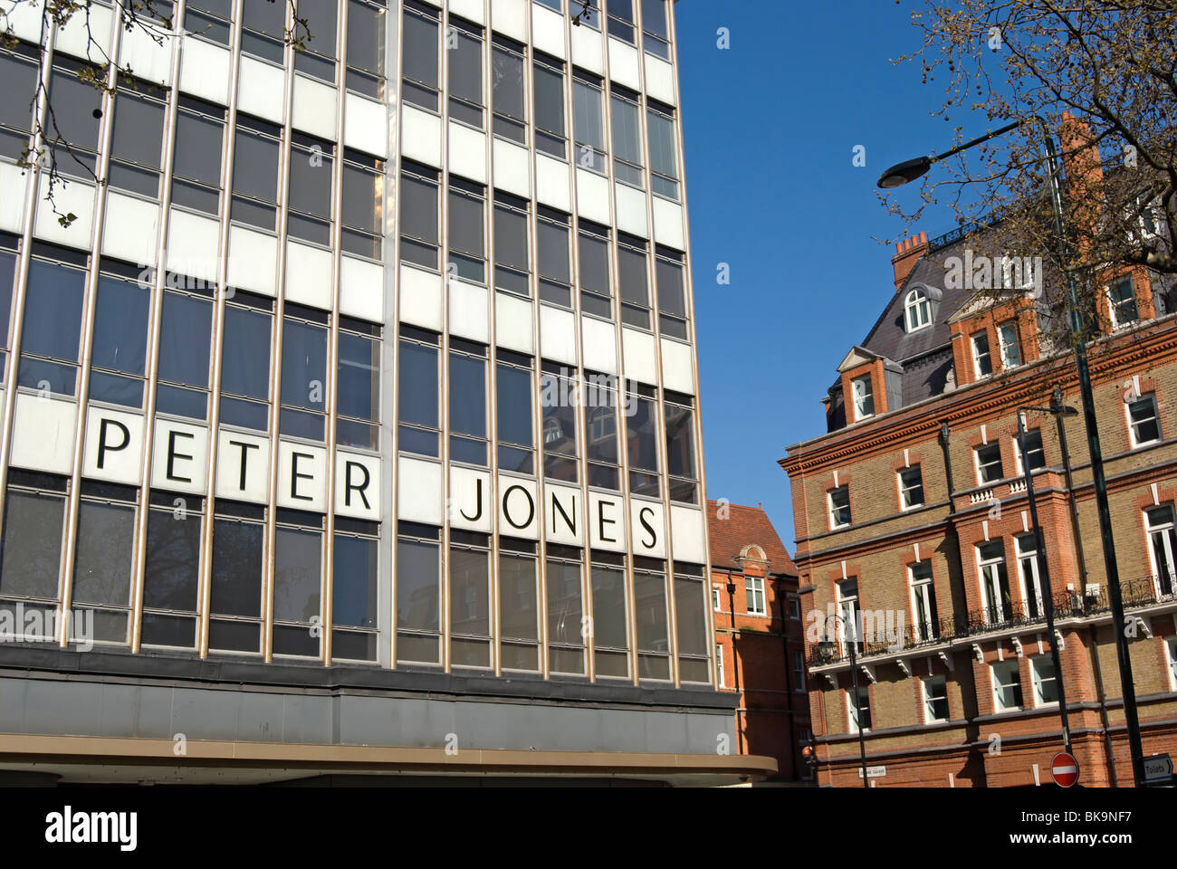 Peter jones department store