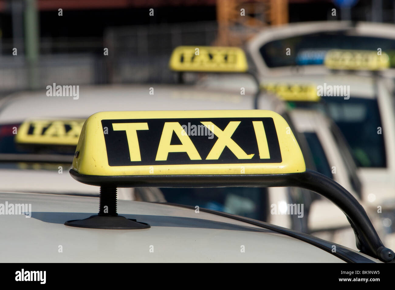 Taxis, Germany - Stock Image
