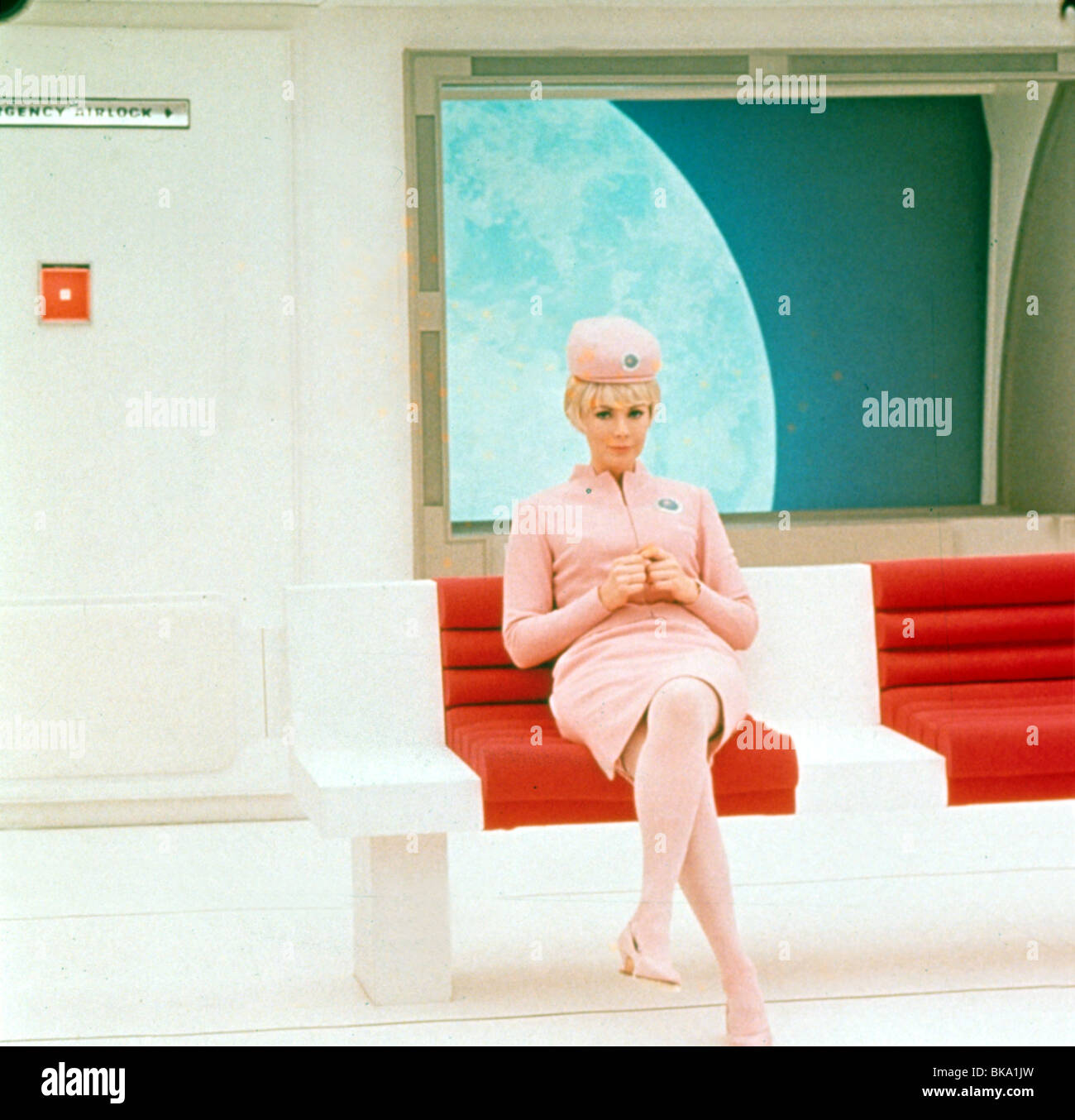 2001:00:00 A SPACE ODYSSEY -1968 - Stock Image