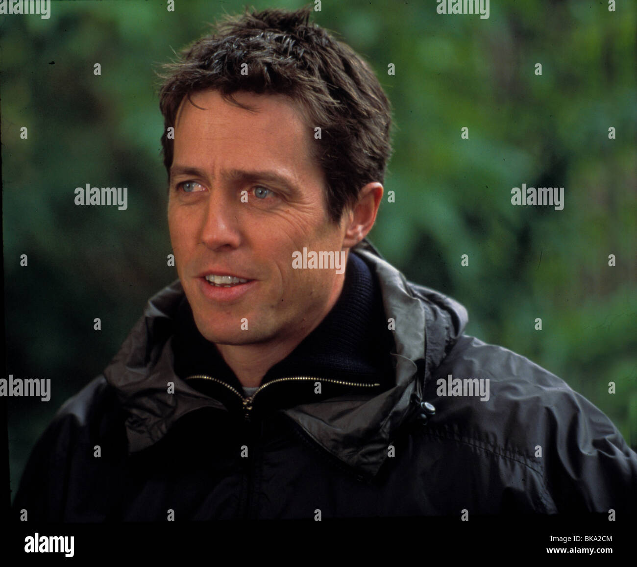 ABOUT A BOY -2002 HUGH GRANT - Stock Image