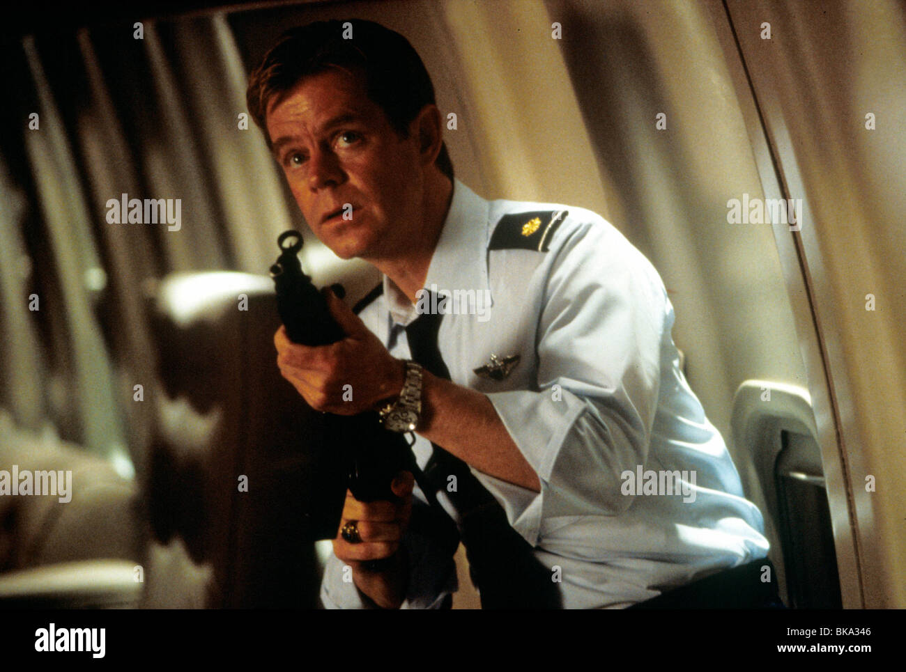 Air Force One 1997 William H Macy Afo 012 Stock Photo