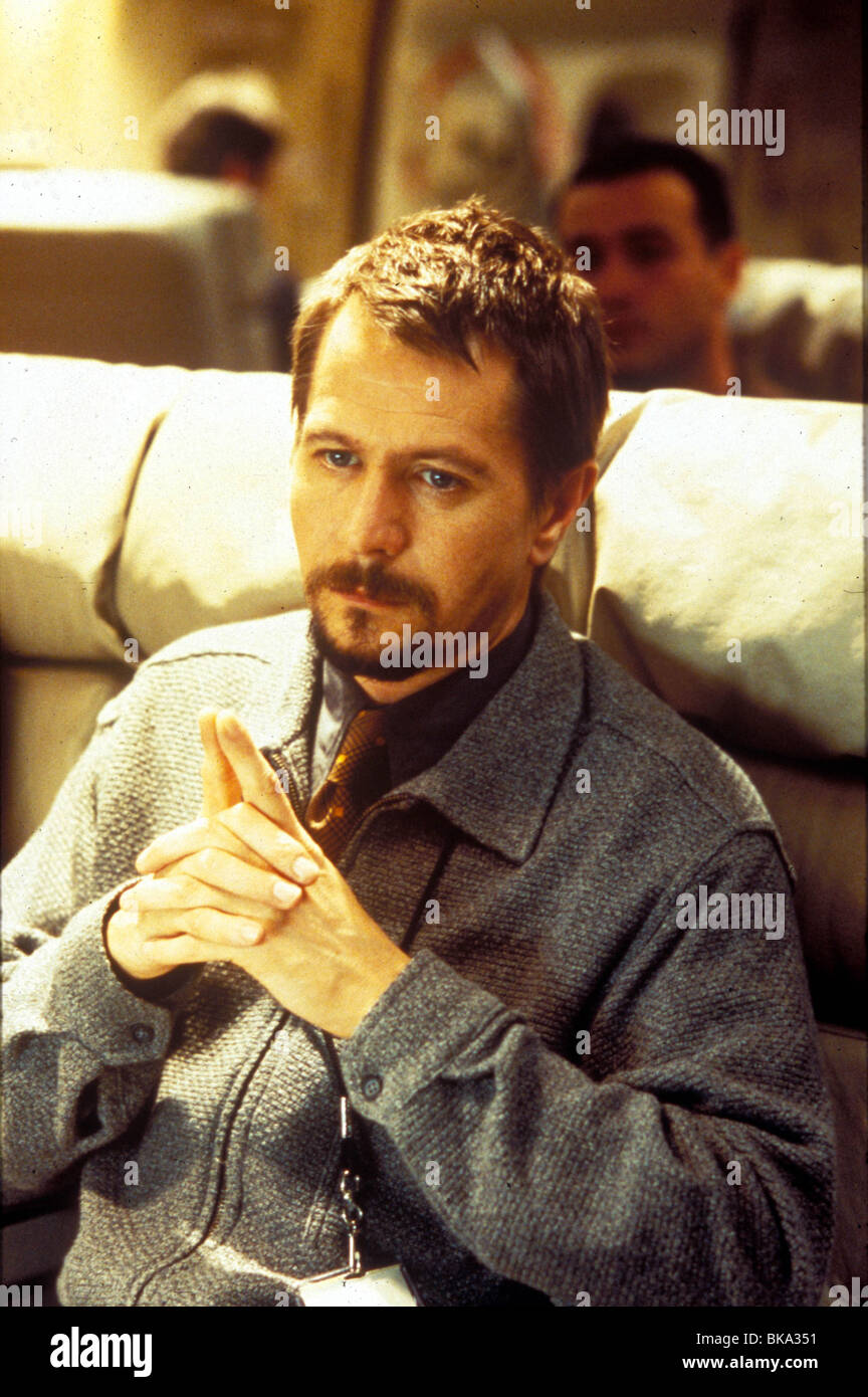 AIR FORCE ONE -1997 GARY OLDMAN - Stock Image
