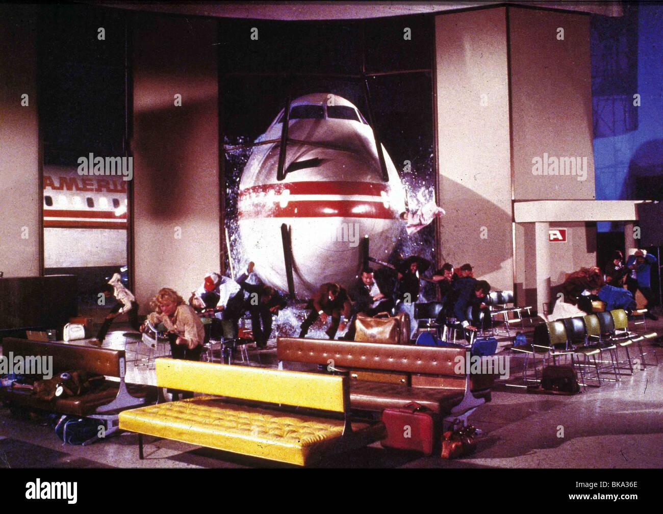 AIRPLANE -1980 - Stock Image