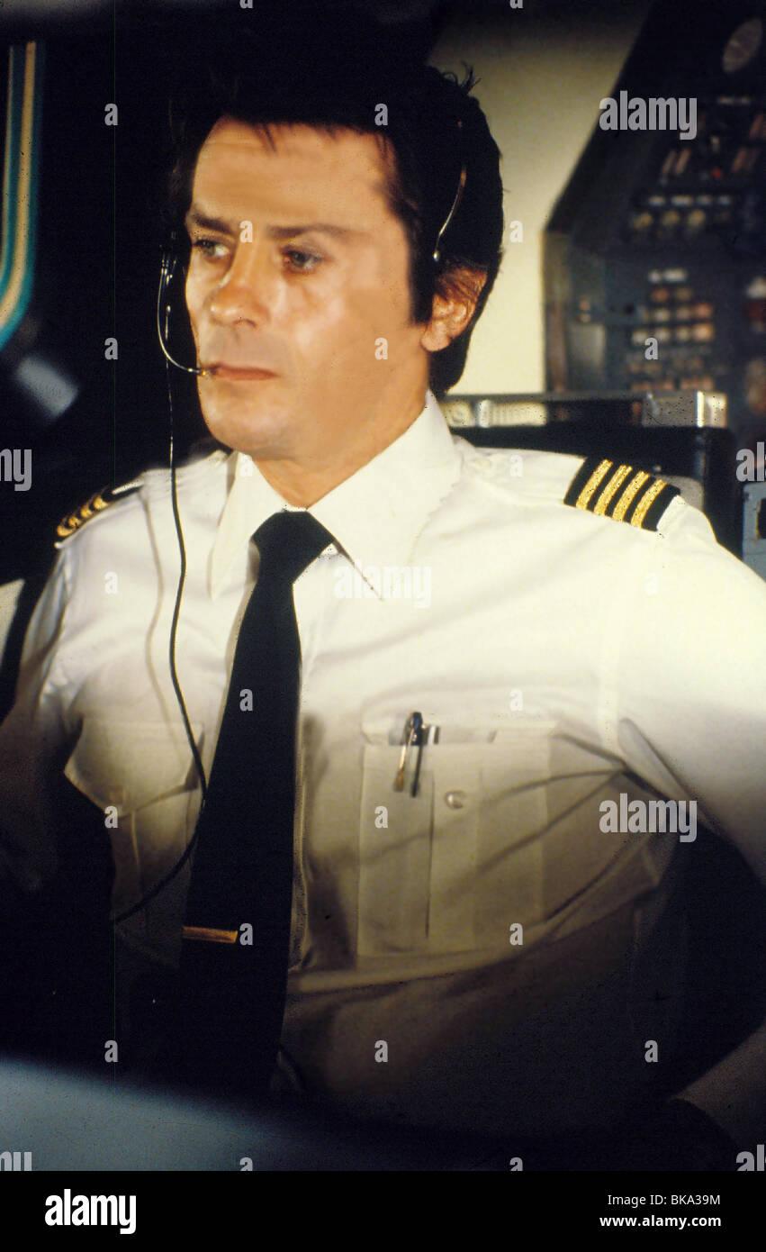 AIRPORT 80 : THE CONCORDE (1979) ALAIN DELON A80 001 - Stock Image