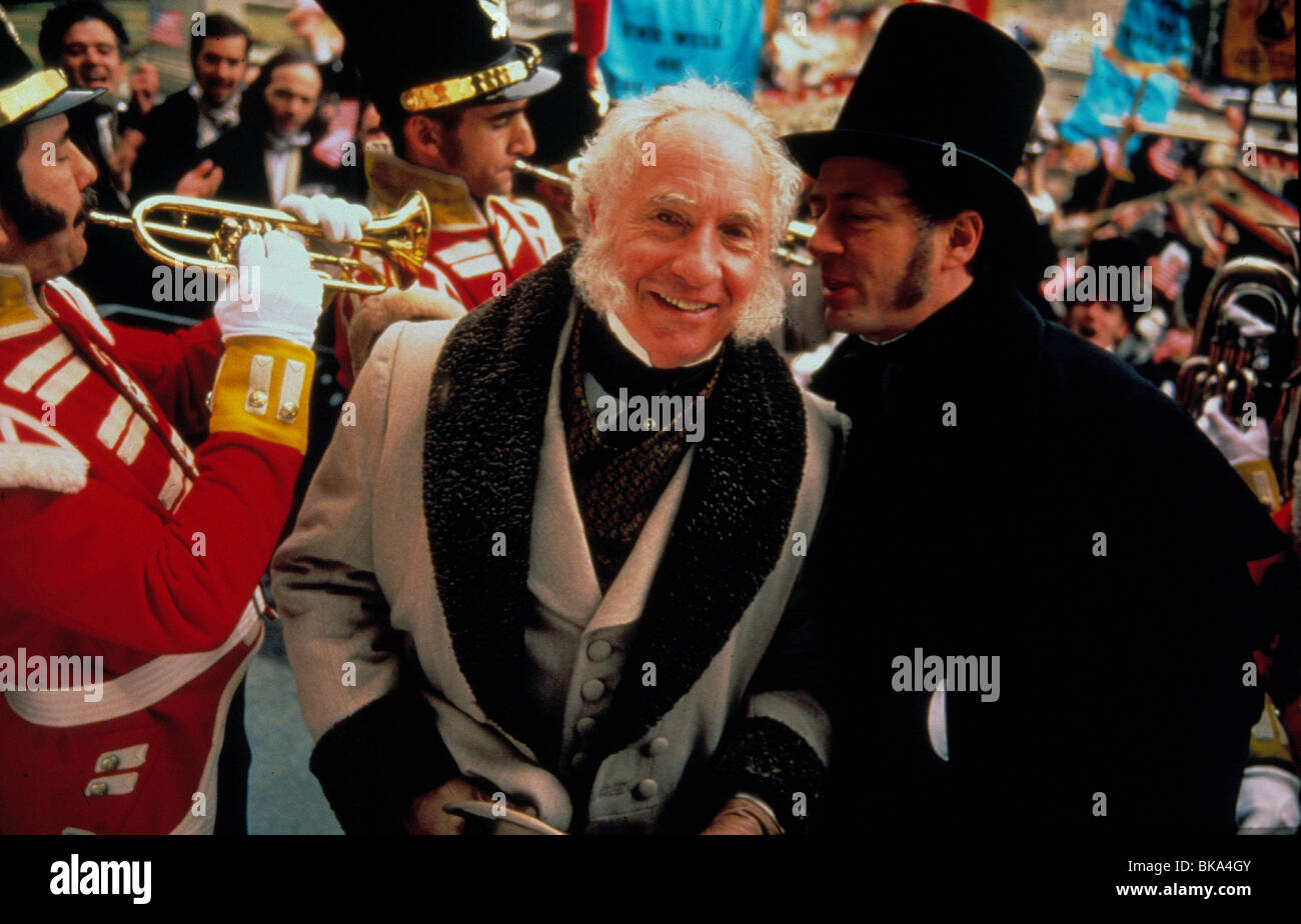 AMISTAD -1998 NIGEL HAWTHORNE - Stock Image