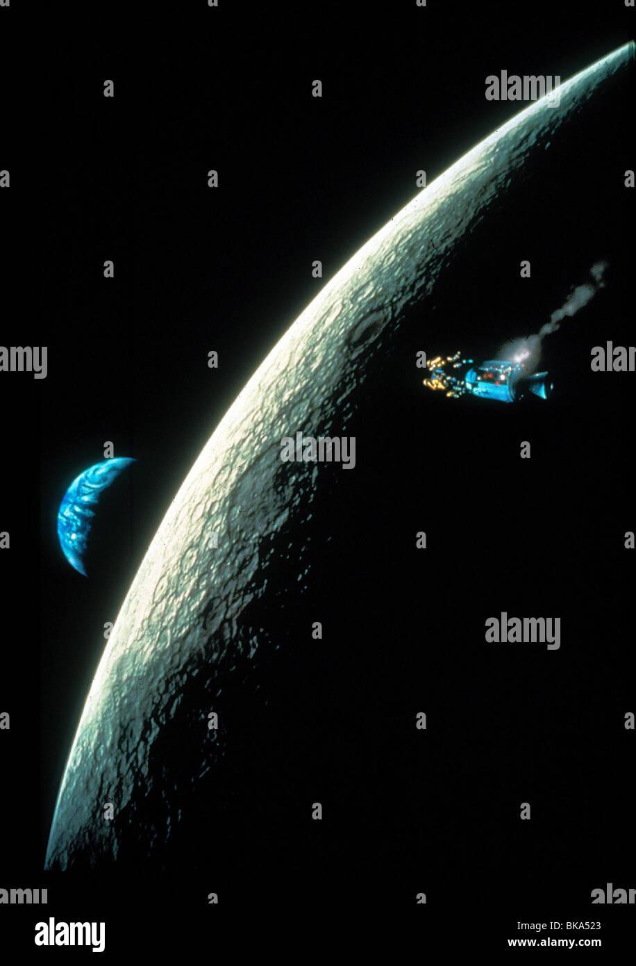 APOLLO 13 -1995 POSTER - Stock Image