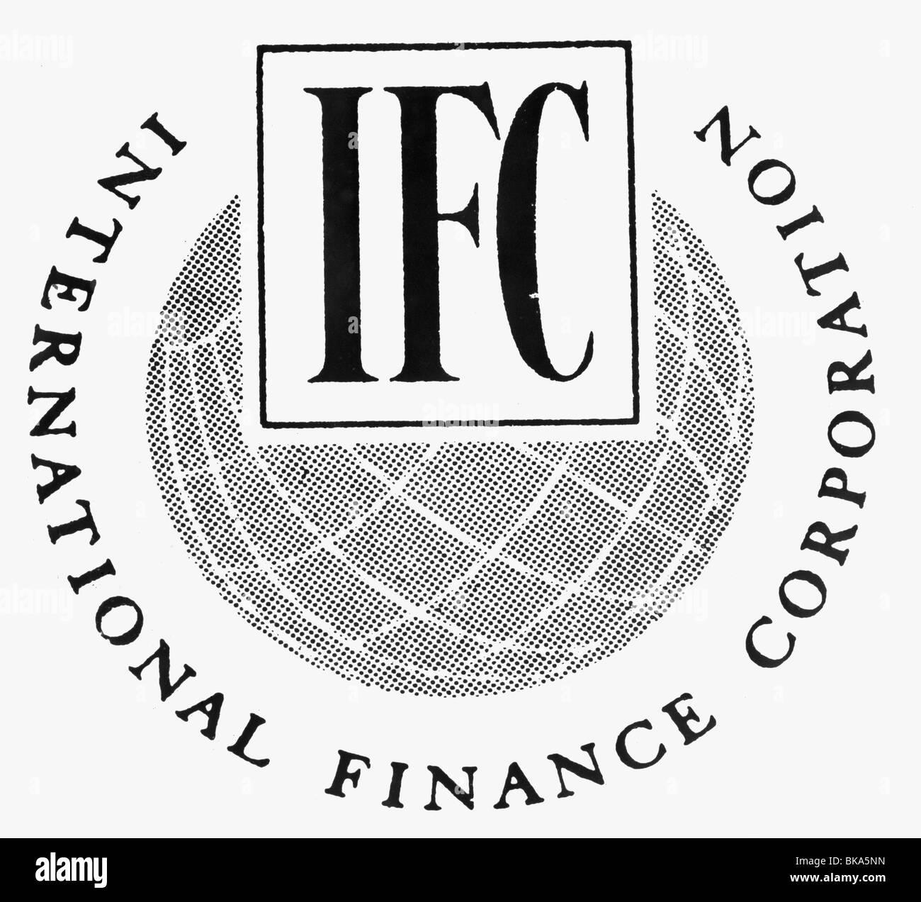 politics, international organizations, International Finance Corporation (IFC), founded in 1956, Additional-Rights - Stock Image