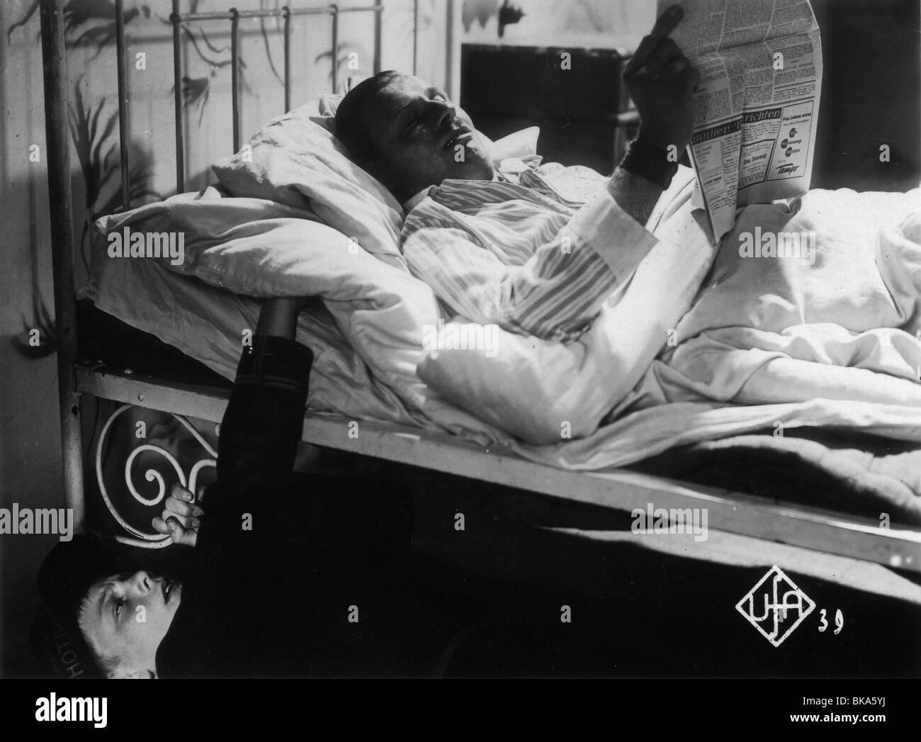 Emil und die Detektive Year : 1931 Director : Gerhard Lamprecht Rolf Wenkhaus, Fritz Rasp  Based upon Erich Kästner's - Stock Image