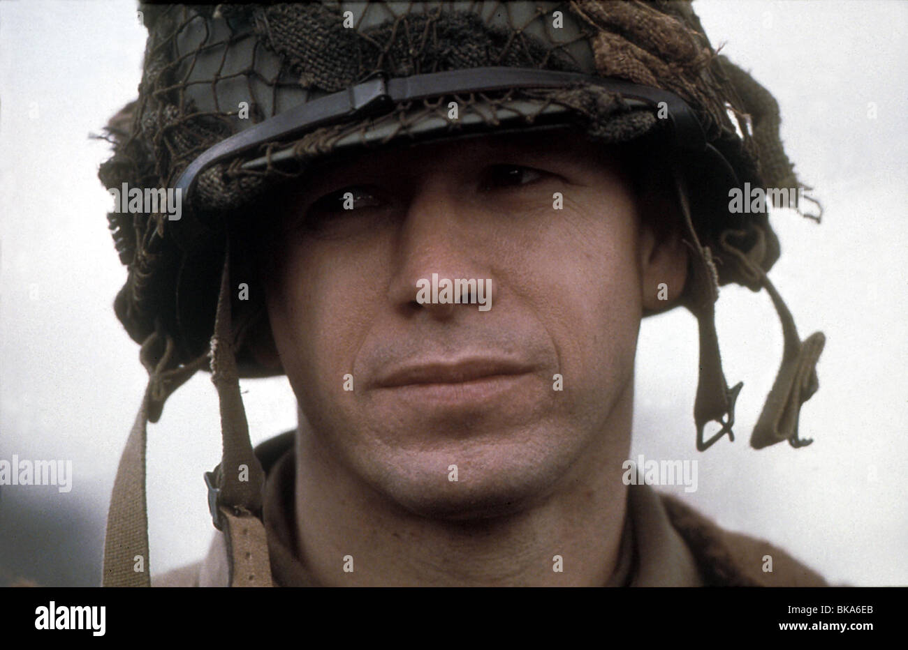 BAND OF BROTHERS (TV) DONNIE WAHLBERG BDBS 005 - Stock Image
