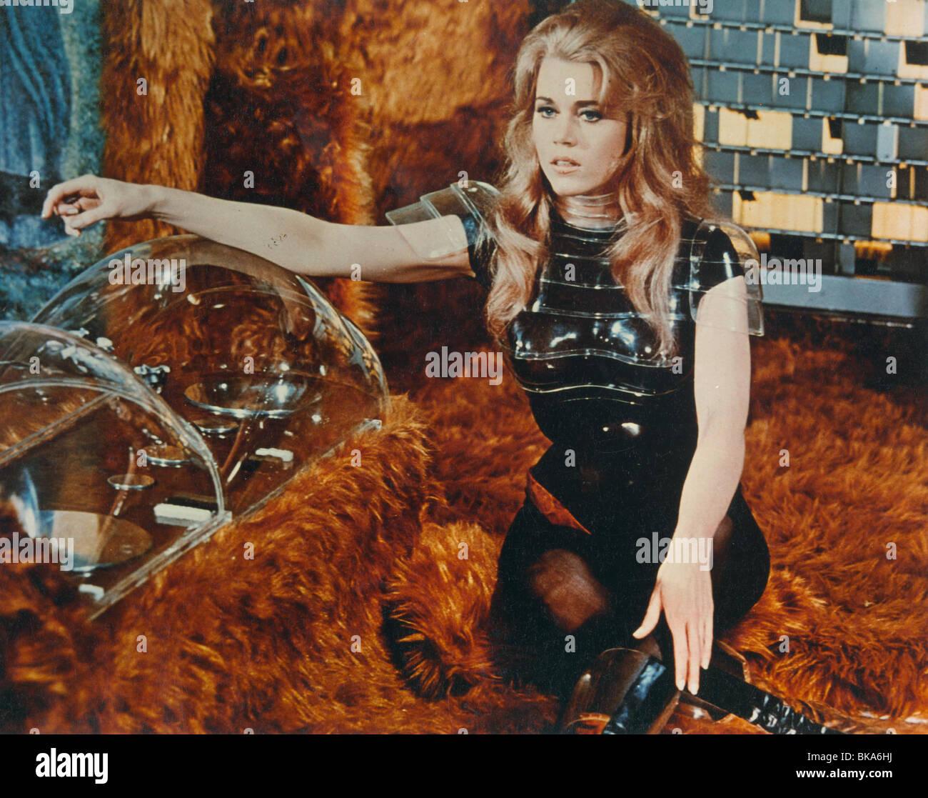 BARBARELLA (1967) JANE FONDA, BARBARELLA BRB 002CP Stock Photo