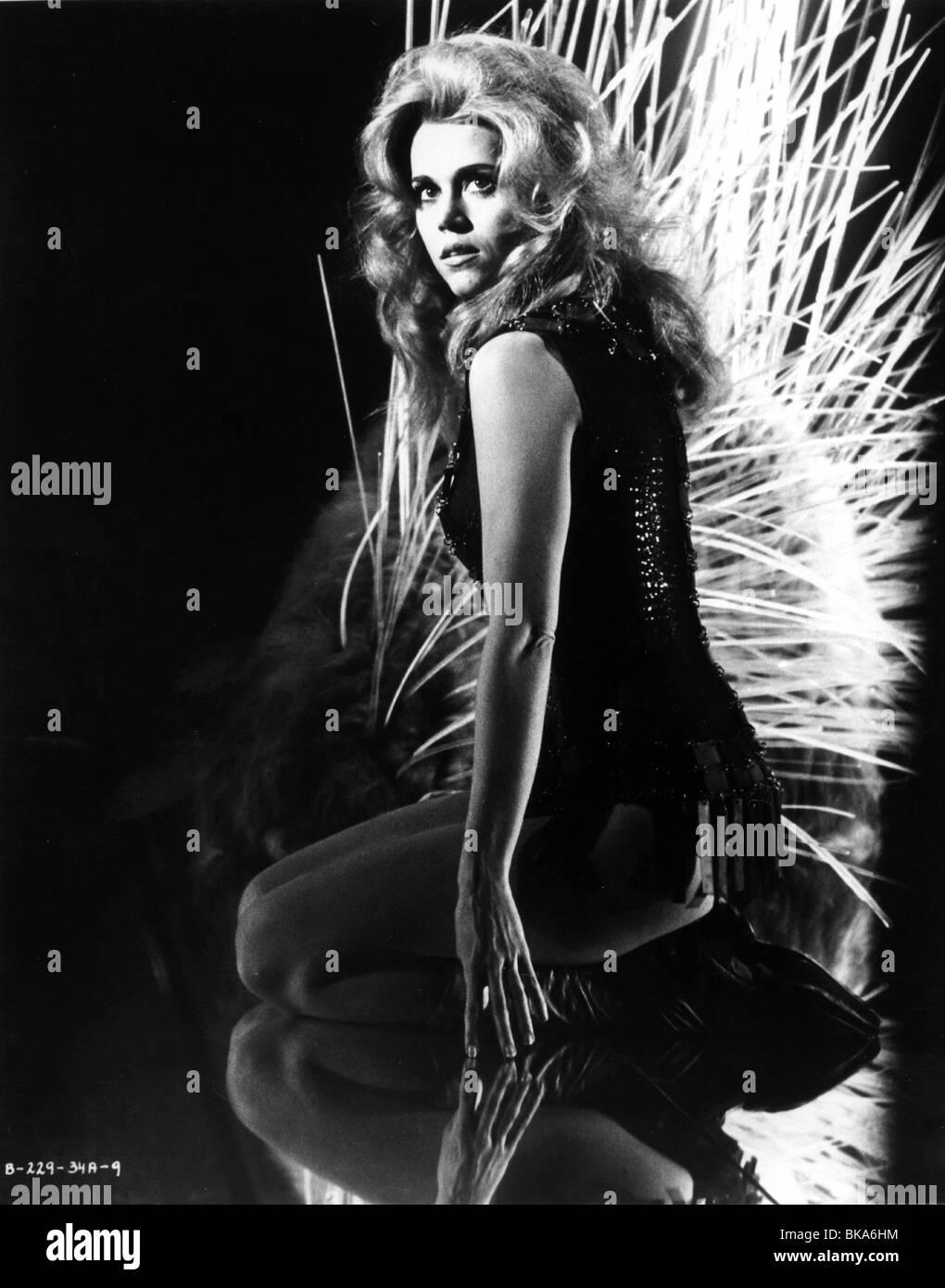 BARBARELLA (1967) JANE FONDA, BARBARELLA BRB 002P - Stock Image