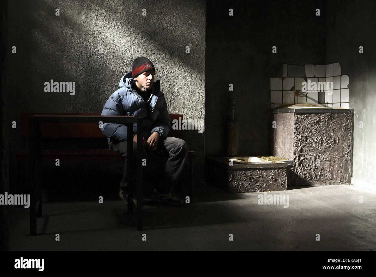 12 Year : 2007 Director : Nikita Mikhalkov Apti Magamaev - Stock Image