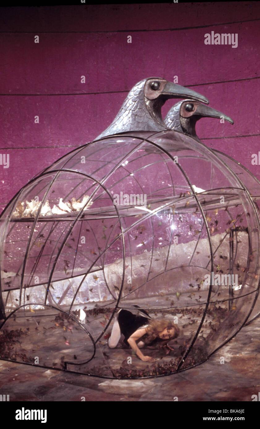 BARBARELLA (1967) JANE FONDA, BARBARELLA BRB 017 Stock Photo