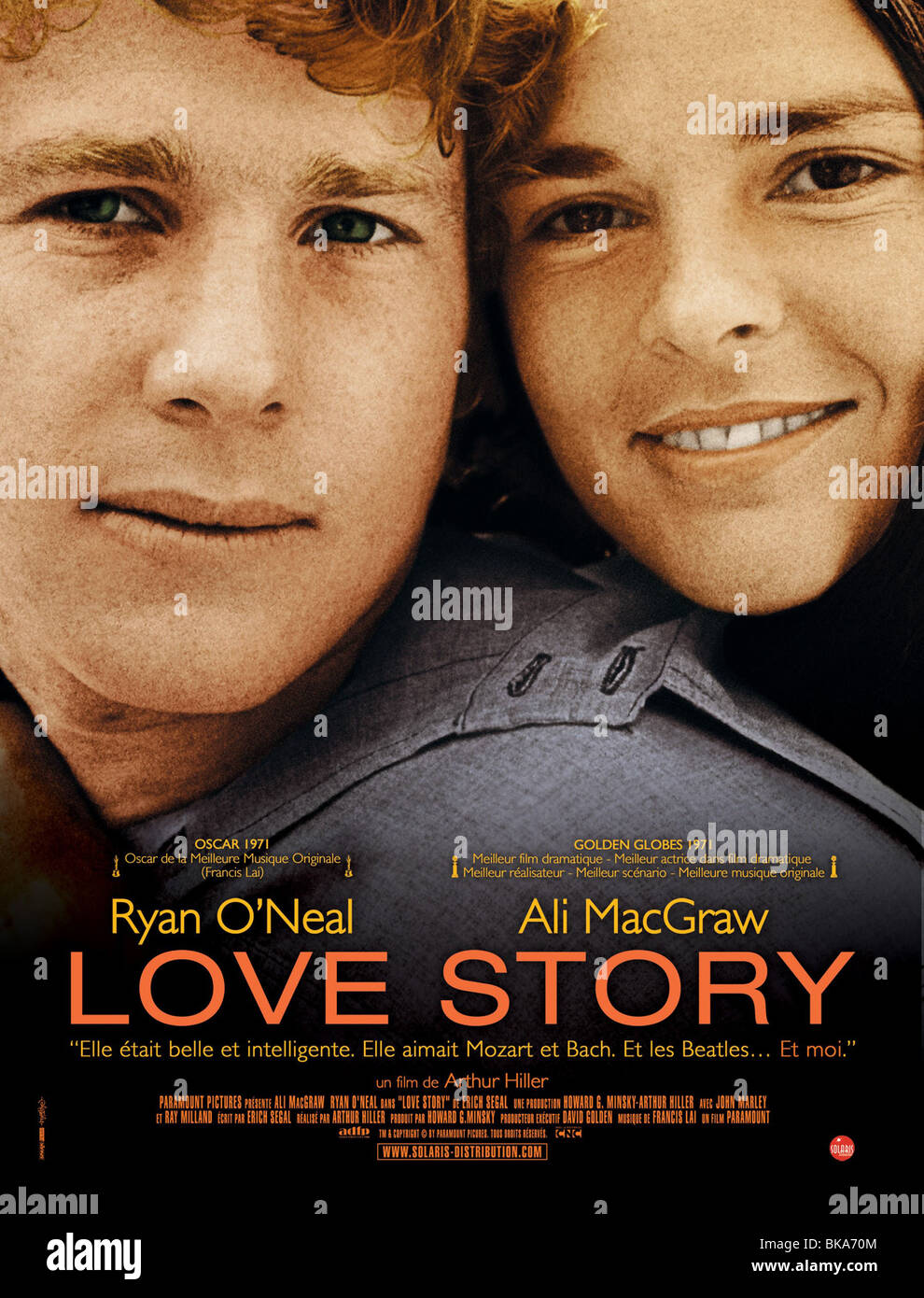 Love Story Magazine 1921 Pulp Comic Books 1939 Or Before: Love Story Year : 1970 Director : Arthur Hiller Ryan O