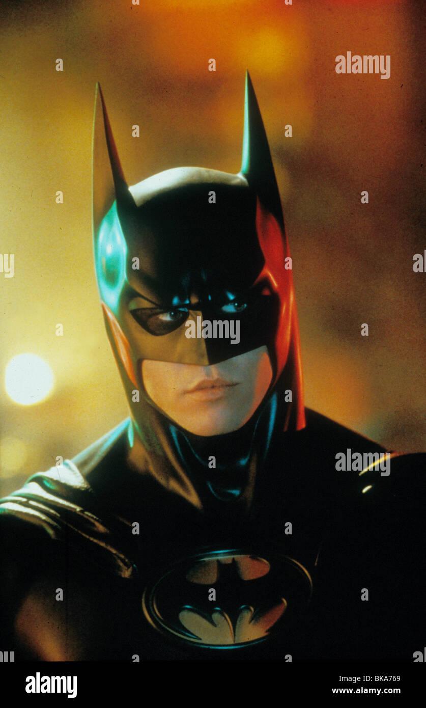 BATMAN FOREVER -1995 VAL KILMER - Stock Image