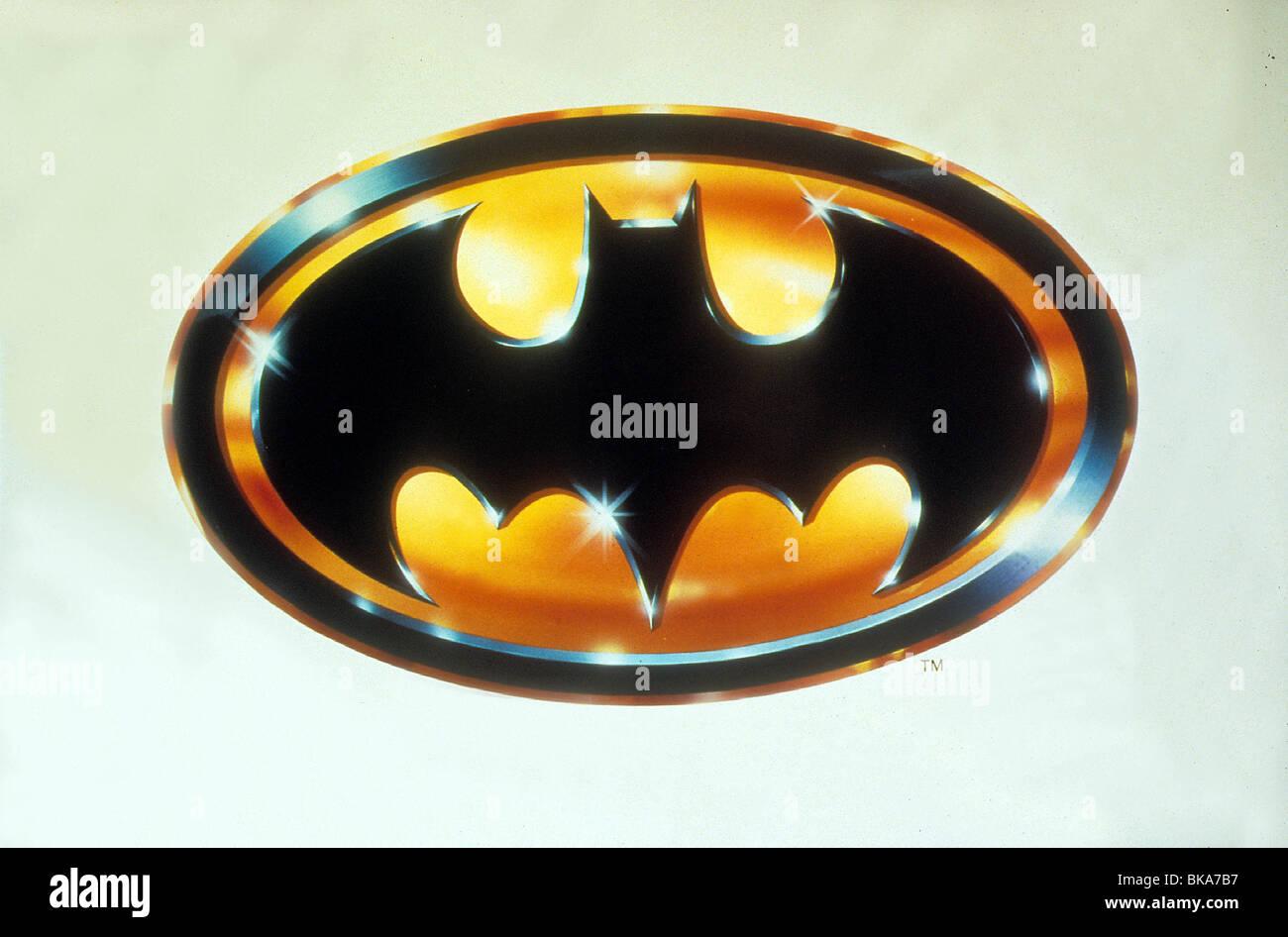 Batman 1989 Poster Stock Photo 29114155 Alamy