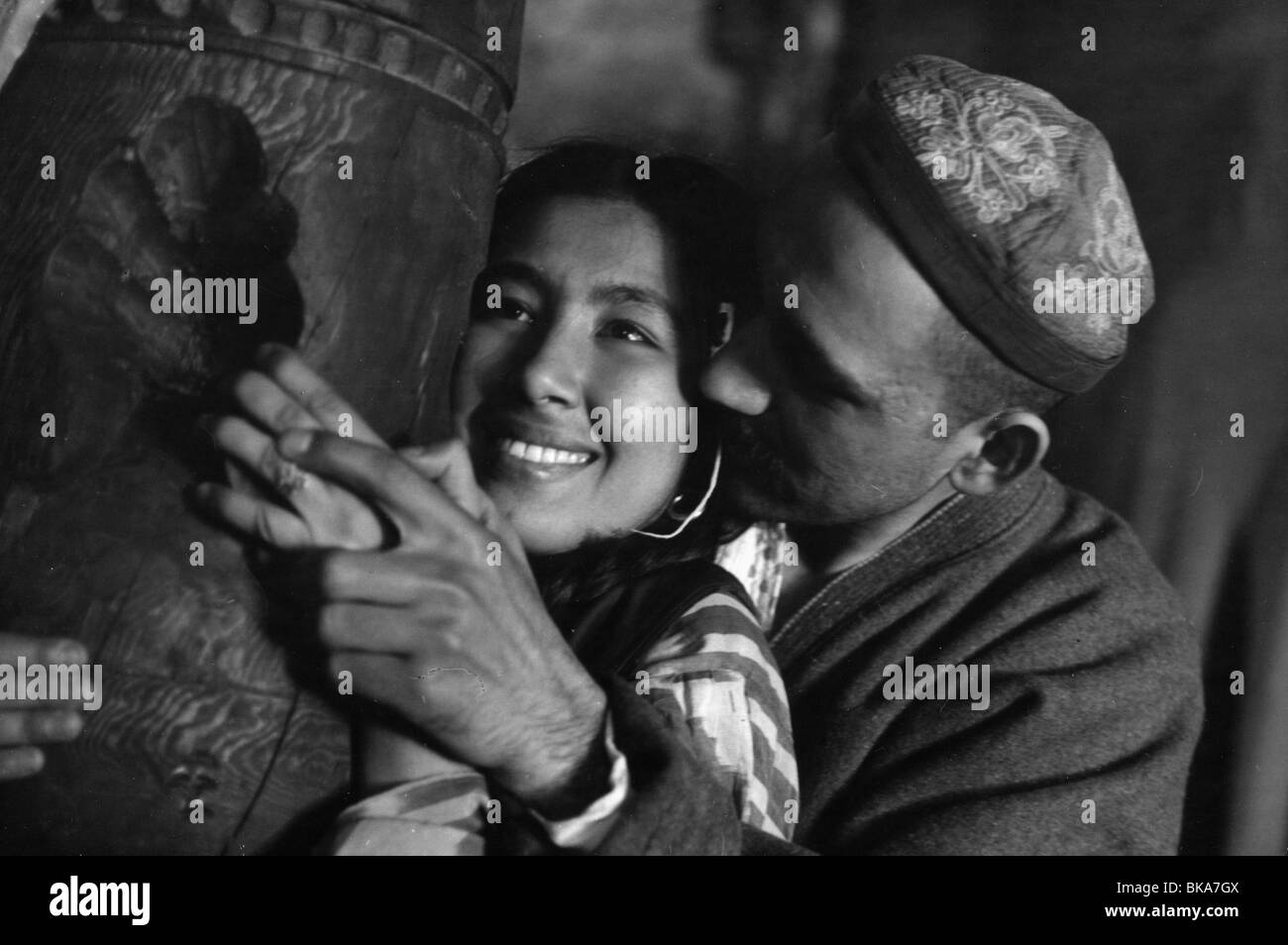 Triptikh  Year : 1978 Director : Ali Khamrayev Dilorom Kambarova - Stock Image