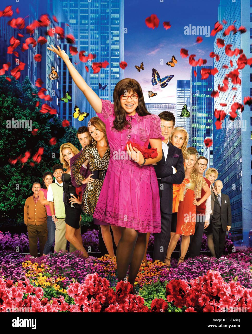 Ugly Betty TV Series 2006 -???? - USA America Ferrera - Stock Image