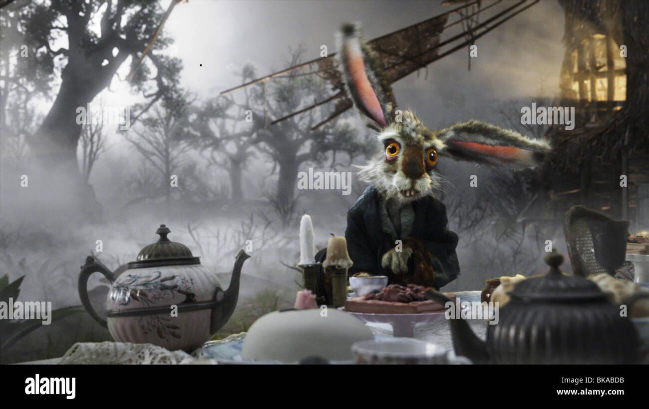 Alice in Wonderland Year: 2010 - USA Director: Tim Burton - Stock Image