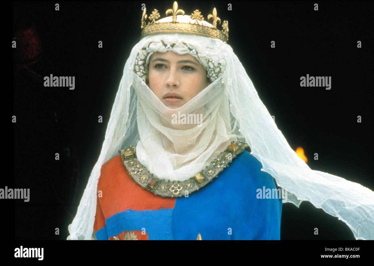 BRAVEHEART -1995 SOPHIE MARCEAU - Stock Image