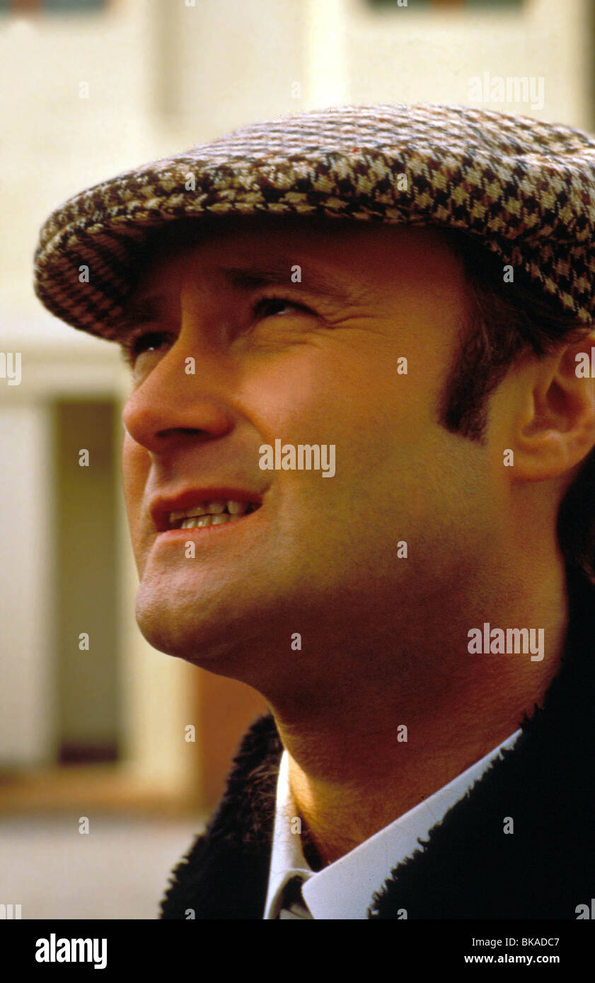 BUSTER -1988 PHIL COLLINS - Stock Image